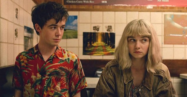 El final de The End Of The F***ing World iba ser aún más angustiante del que vimos. Y más ambiguo